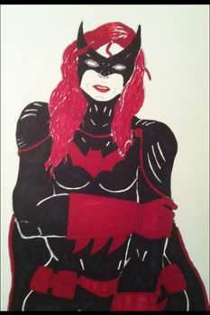 Batwoman by wbeyer