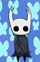 Hollow Knight by smilewolfy