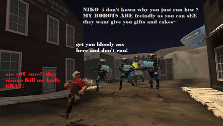 Gmod(special delivery in late bDay) by RIOTFAVGHOST