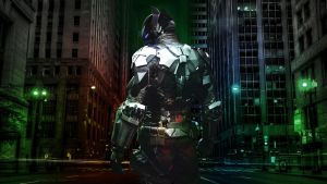 Arkham Knight Wallpaper 1080p (Back) by Redberry5291