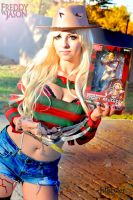 Freddy girl kotobukiya by JillStyler
