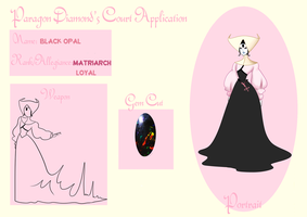 Black Opal - The Paragon Temple APP by Howliezz