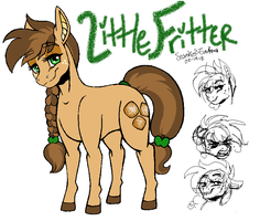 .:Little Apple Fritter:. by Secrets-of-Everfree