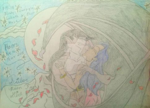 Goliath And Elisa 113 by SailorMoonFanGirl