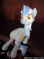 Custom 3D-printed Lyra v2 [COMMISSIONS OPEN] by Clawed-Nyasu