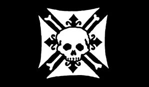 Silver Fire Jolly Roger by James-B-Roger