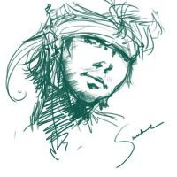 Solid Snake by Suragan