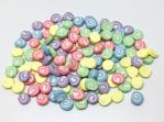 Cute Little Clay Jelly Roll Beads :) by SolarCrush
