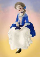 Historically Accurate Belle by Bambi-Killer