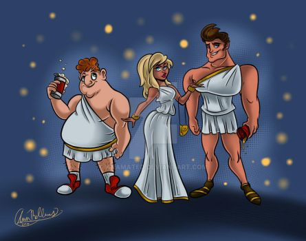 Toga Party by Anamated