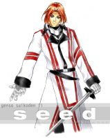 Seed from Suikoden 2 by nunuu
