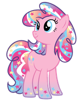 Pinkie Pie - Universe Ponified by MonkFishyAdopts