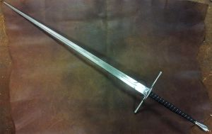 Another Longsword  (1) by Danelli-Armouries