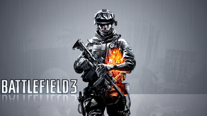 Battlefield 3 Wallpaper by Slydog0905