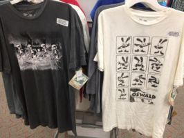 Oswald Shirt At Target by WilburySteve