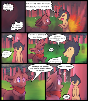 Hope In Friends Chapter 4 Page 25 by Zander-The-Artist