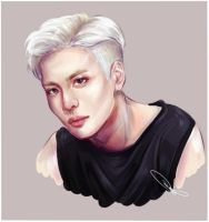 Jackson Wang by Jell1Patty