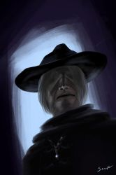 Father Gascoigne by semperfooo