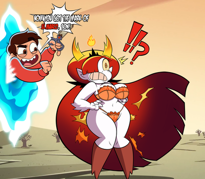 Star Vs. Week: Commission: Marco's Payback by grimphantom