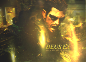 Deus Ex human revolution by vit2002