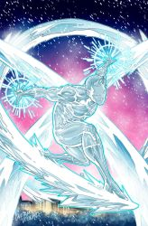Iceman by LucianoVecchio