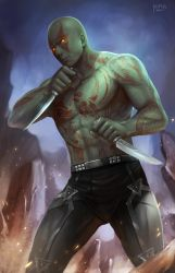 Drax by NOPEYS