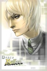 -HP- Draco Malfoy 2 by borammy