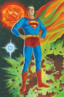 superman by stephen53
