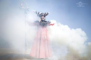 Rita Repulsa cosplay by Nebulaluben