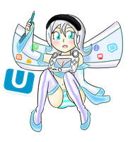 U-Wii-Tan by Xero-J