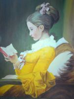 Fragonard copy by LylisArt