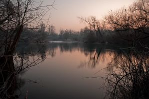 Cold Evening 2 by FrederikM