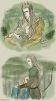Time goes on - Trust never fades by GinkgoLouve