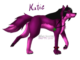 .:.Gift Art.:. - Katie- by Wolven-Sorceress