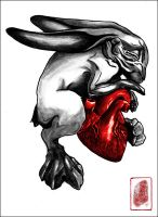 Rabbit Heart by Nyxotine