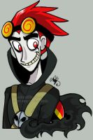 Jack Spicer Boy Genius by cloudbabykc