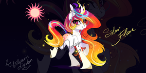 Auction Adoptable: Solar Flare [SOLD] by Wilvarin-Liadon