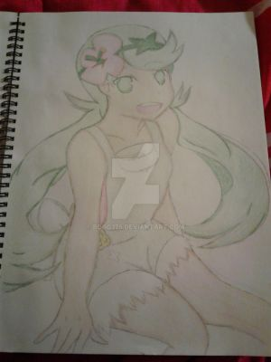 Mallow Drawing :D by BDOG375