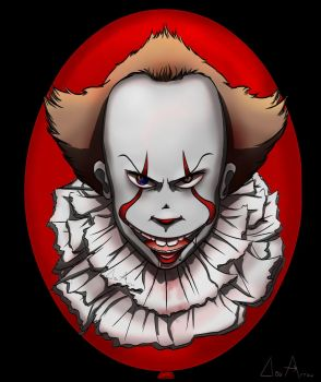 Pennywise by CleoArrow