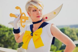 Sailor Uranus by LadaSever