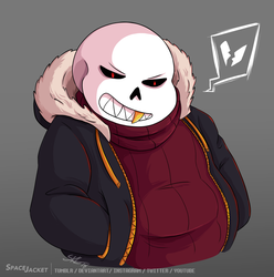 Undertale:: Underfell :: Fell the Terror by SpaceJacket