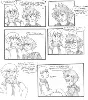 Soriku - Dreaming by AnimeInMyPocket