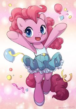 Pinkie Pie by LCibos