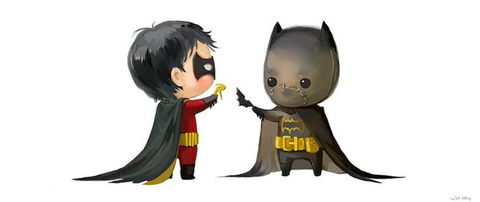 BATKIDS by JenZee