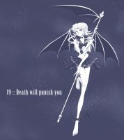 19 :: Death will punish you by VoxGraphicaStudio