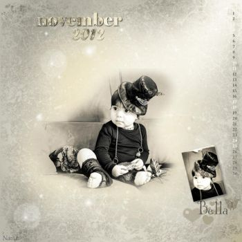 Bella in november by NathL-fr