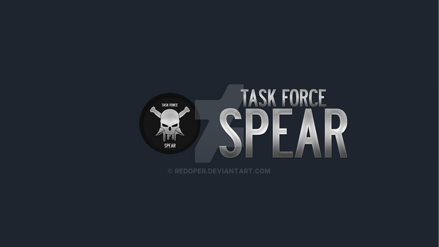 Task Force Spear Cover by redoper