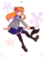 Chiyo-chan! by cambrasine