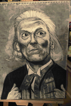 First Doctor by DrTran08