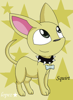 Pound Puppies-Squirt by lopez765
